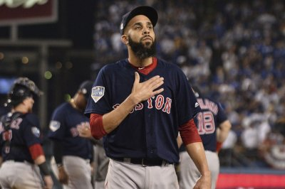 World Series: Red Sox turn to Price in potential closeout game vs. Dodgers