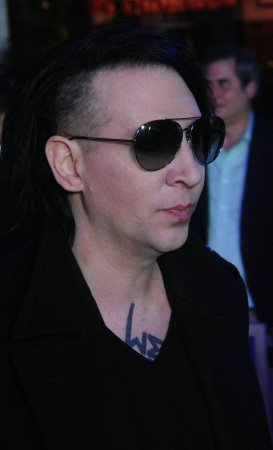 Marilyn Manson to voice character on 'Once Upon a Time'