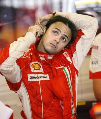 Massa in critical condition after crash