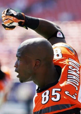 Chad Johnson arrested for wife head-butt