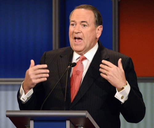 'Eye of the Tiger' writer sues Mike Huckabee for using song at Kim Davis rally