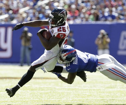 Injury update: Atlanta Falcons RB Tevin Coleman ruled out vs. Tampa Bay Buccaneers