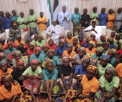 82 Chibok schoolgirls released by Boko Haram reunited with families