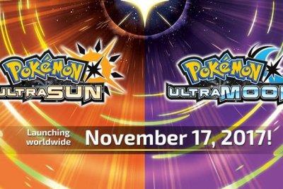 Nintendo 3ds Pokemon Games : Nintendo announces new pokemon games ultra sun ultra moon