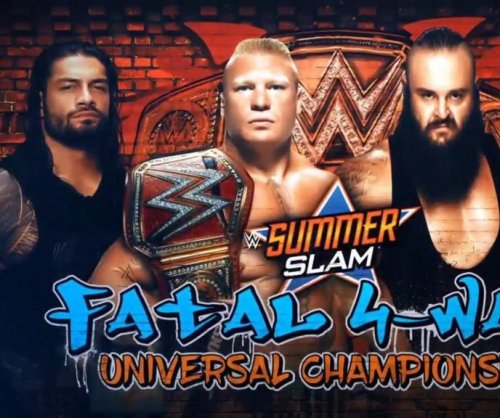 WWE Raw: Brock Lesnar's SummerSlam opponents announced