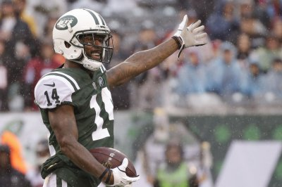 Jeremy Kerley: New York Jets receiver suspended four games for PED violation