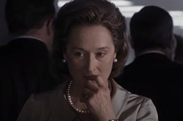 Tom Hanks, Meryl Streep star in first trailer for Steven Spielberg's 'The Post'