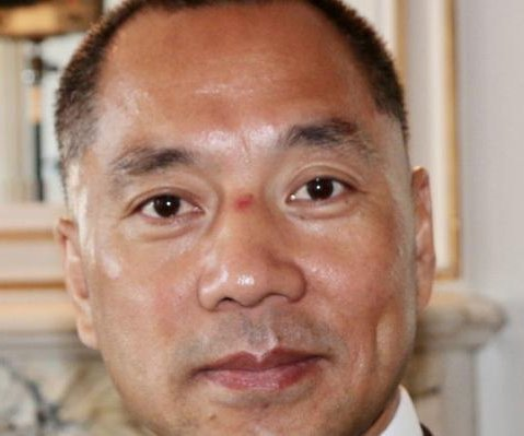 Fugitive billionaire Guo Wengui's brother sentenced to prison