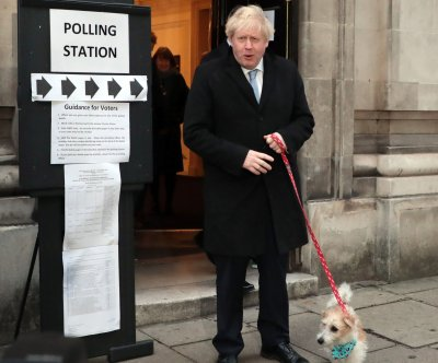 British election: Exit polls indicate 86-seat majority for Conservative Party