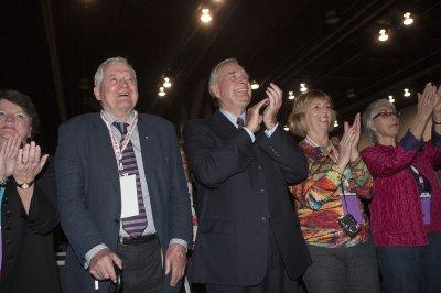 Former Canadian prime minister John Turner dead at 91