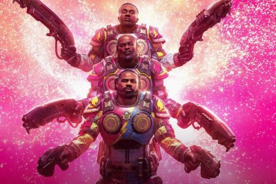 WWE's The New Day stars are coming to Xbox's 'Gears 5'