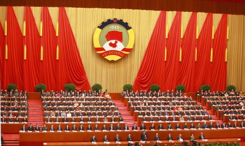 Xi promises effort achieve 'Chinese dream'