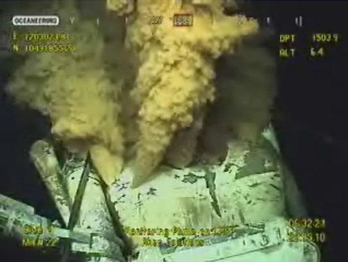 Study: Deepwater Horizon spill 'deeper and wider' than thought