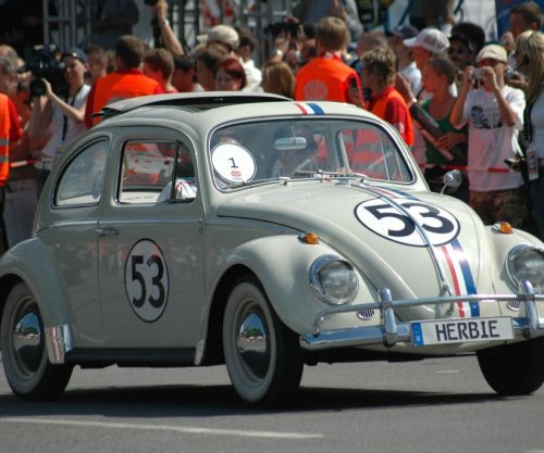 Classic 'Herbie' car to be auctioned off in West Palm Beach this weekend