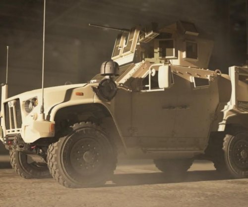 Oshkosh to showcase JLTV at Eurosatory
