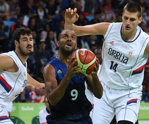 Rio Replay: San Antonio Spurs' Tony Parker sinks Serbia with game-winner for France