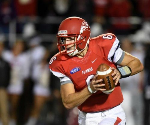 Baltimore Ravens sign quarterback Josh Woodrum, waive reserve QB David Olson