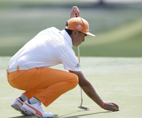 BMW Championship: Rickie Fowler hit his driver off the deck twice at tournament
