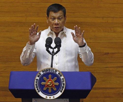 Philippines' Duterte denies corruption, snubs probe