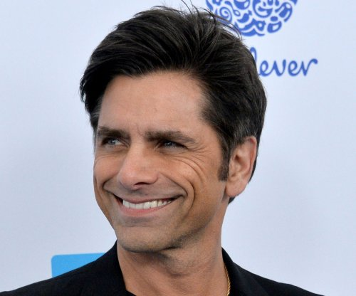 John Stamos tears up about fatherhood: 'It's so beautiful'