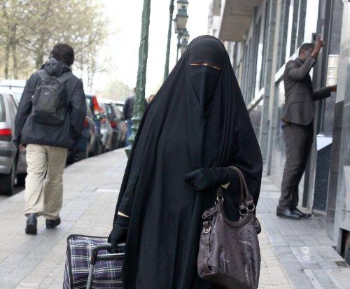 Danish Parliament votes to ban burqas, niqabs