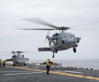 Sikorsky Aircraft receives contract for MH-60 naval helicopters