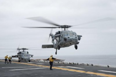 Sikorsky Aircraft receives contract for MH-60 naval copters