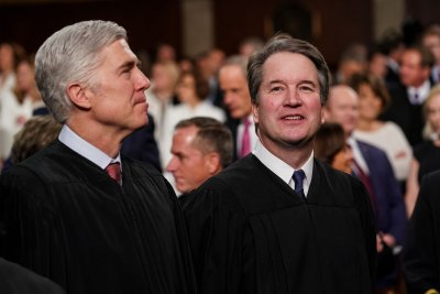Brett Kavanaugh chastises New Jersey ruling on church funding