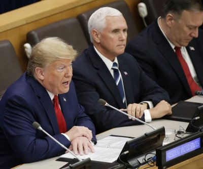 At U.N., Trump calls for end to religious persecution