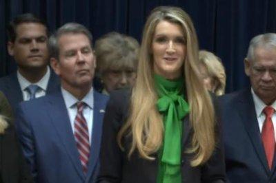 Georgia governor names Kelly Loeffler to fill open Senate seat