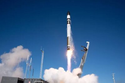 Rocket Lab mission failure blamed on possible engine problem