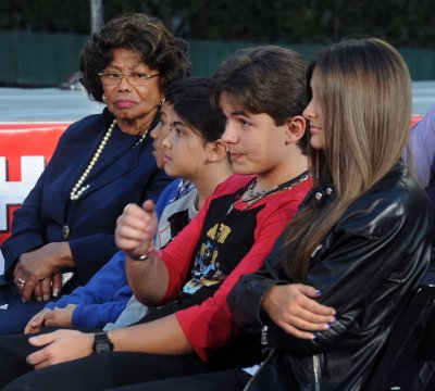 T.J. replaces Katherine as guardian of Michael Jackson's kids