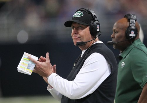 Rex Ryan agrees to contract extension with New York Jets