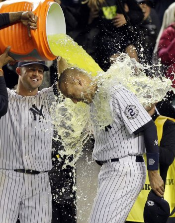 Gallery: Derek Jeter says goodbye to Yankee Stadium a winner with walk-off win over the Orioles