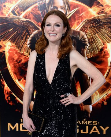 Julianne Moore says her role model is Meryl Streep