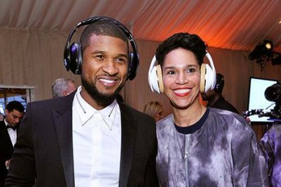 Usher engaged to girlfriend Grace Miguel