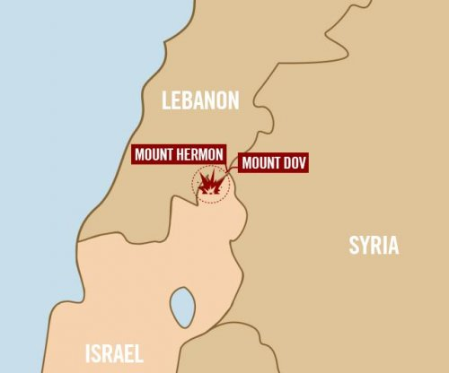 Israel and Hezbollah exchange gunfire at Lebanon border