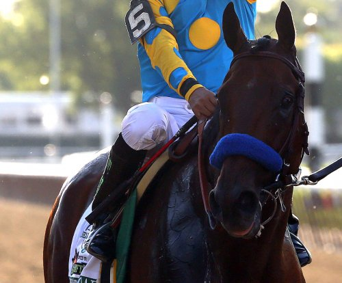 American Pharoah dominates Haskell Invitational