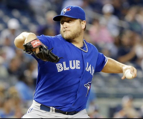 Toronto Blue Jays roll behind veteran Mark Buehrle