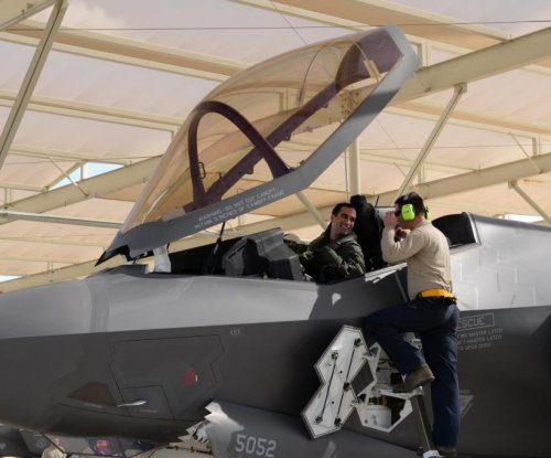 Italy completes first F-35 mission