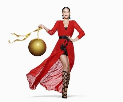 Katy Perry to star in H&M's holiday campaign