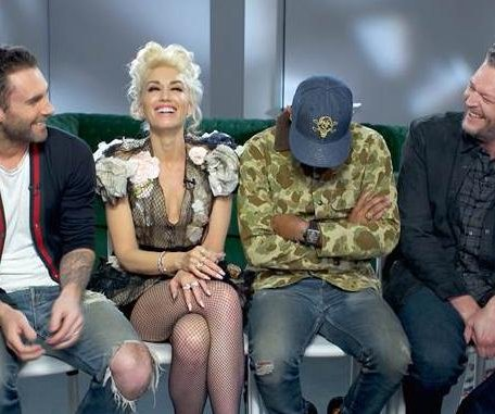 Blake Shelton, Gwen Stefani awkwardly dodge question about relationship
