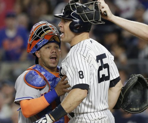 Mark Teixeira sparks New York Yankees win over Mets
