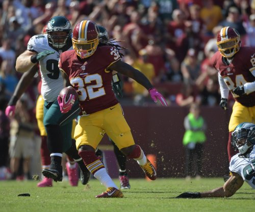 Matt Jones, Washington Redskins' RBs carry load vs. Philadelphia Eagles