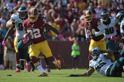 Matt Jones, Washington Redskins' RBs carry load vs. Philadelphia Eagles