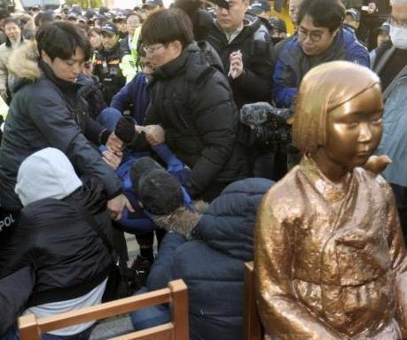 Japanese tourists still visiting South Korea despite 'comfort women' row