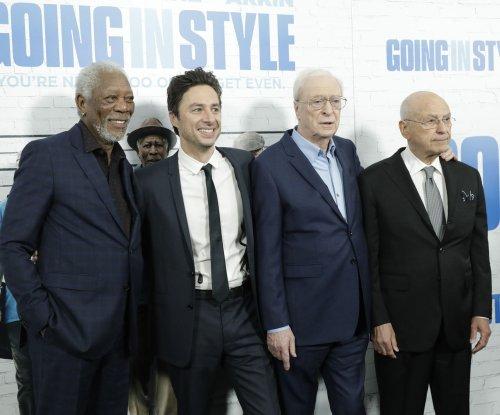 Morgan Freeman, Alan Arkin, Michael Caine recall poor actor days for 'Going in Style'