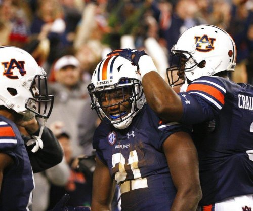 Stock Report: Auburn Tigers' Kerryon Johnson catching eye of Heisman voters, NFL scouts