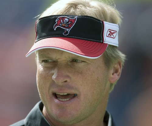 Jon Gruden confirms he's in mix for Oakland Raiders' opening