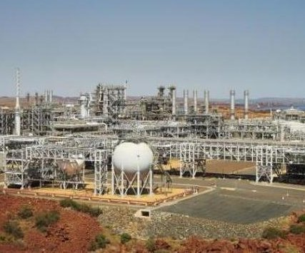 Moody's gives good grade to LNG player Woodside